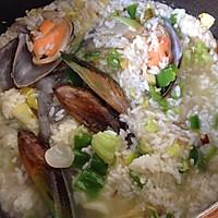 超级懒人海鲜饭的做法图解4