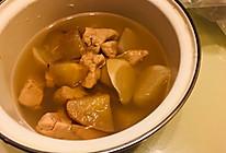 #润肺止咳#萝卜雪梨猪肺汤的做法