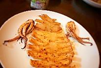 烤鱿鱼#菁选酱油试用之一#的做法