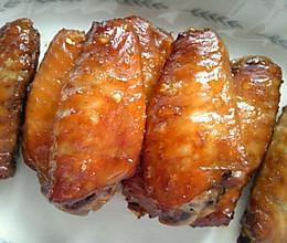 烤箱鸡翅的做法