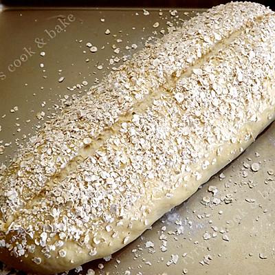 橄露Gallo经典特级初榨橄榄油试用之一 ——燕麦面包的做法 步骤11