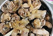 香菇木耳黄花菜蒸鸡的做法