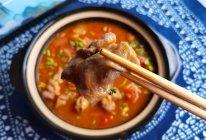 #橄享国民味 热烹更美味#番茄酸汤肥牛的做法