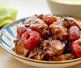 #肉食者联盟#山楂鸡翅|酸甜开胃的做法
