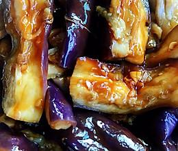 微波炉菜式之不用油煸的茄子的做法