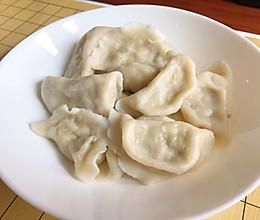 众口可调 三种口味的饺子的做法
