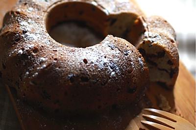 白兰地水果蛋糕
