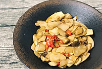 蚝油杏鲍菇—在家做出饭店的味道