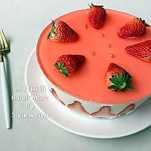 法式草莓慕斯