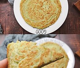 #换着花样吃早餐#西葫芦饼的做法