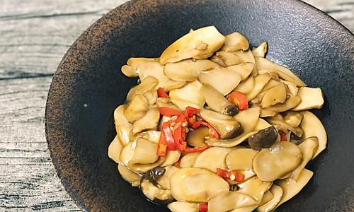 蚝油杏鲍菇—在家做出饭店的味道的做法