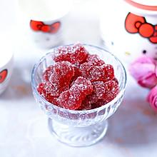 覆盆子水果软糖