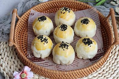 超详细版蛋黄酥