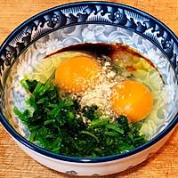 初夏时节萝卜缨炒鸡蛋的做法图解4