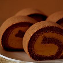 焦糖蛋糕卷