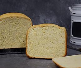 橄榄油吐司(面包机版)#带着美食去踏青#的做法