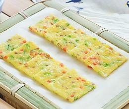 鲜甜白菜饼的做法
