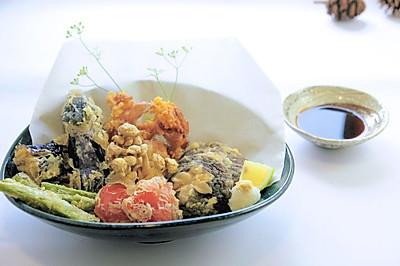 日式野菜天婦羅