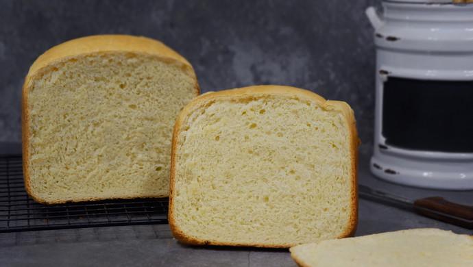 橄榄油吐司(面包机版)