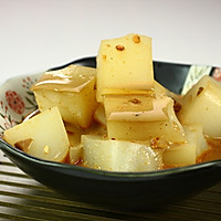 自制玉米凉粉的做法图解4