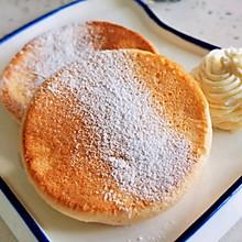 #中秋团圆食味#小单味 舒芙蕾松饼