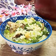 香浓四溢的潮汕砂锅粥