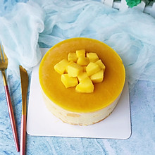芒果慕斯蛋糕#一人一道拿手菜#