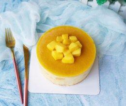 芒果慕斯蛋糕#一人一道拿手菜#的做法