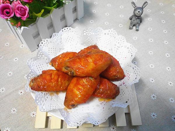 新奥尔良烤鸡翅的做法