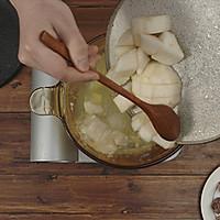 老北京小吊梨汤 与 山楂雪梨糖水|美食台的做法图解2