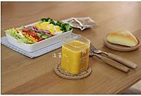 鸡蛋蔬菜沙拉+#丘比沙拉汁#的做法