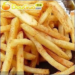 零食小嘴KFC薯条