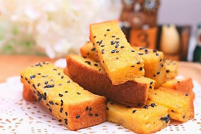 黄金土司条 宝宝健康食谱