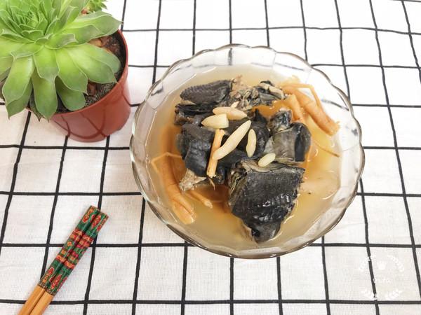 止咳润肺麦冬汤的做法