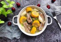 #秋天怎么吃#玉米排骨汤的做法