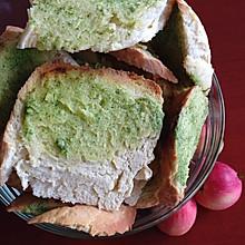 迷迭香蒜味烤面包