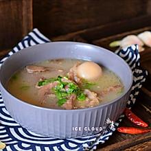 哪一道菜端出来,年味就浓了☞羊肉汤
