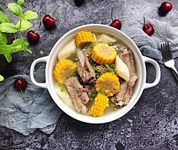 #秋天怎么吃#玉米排骨汤