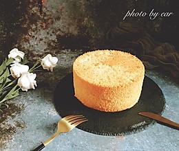 基础戚风蛋糕 木糖醇无糖版#美的FUN烤箱·焙有FUN儿#的做法