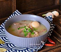 哪一道菜端出来,年味就浓了☞羊肉汤的做法