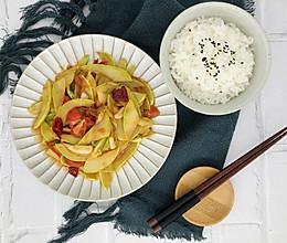 家常减脂餐番茄炒西葫芦的做法