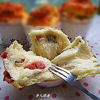 培根罗勒芝士面包#九阳烘焙剧场#的做法图解13