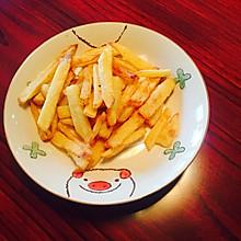 香炸薯条(脆)