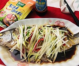 #做饭吧!亲爱的#油淋鲈鱼的做法