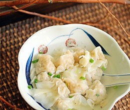 KitchenAid|鲜肉虾仁小馄饨的做法