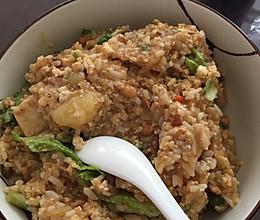 土豆泥拌饭的做法