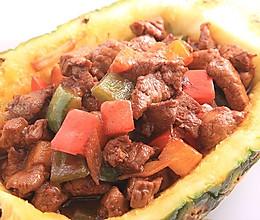 彩椒牛肉—《顶级厨师》参赛作品的做法