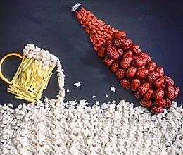 大枣煮啤酒,食物混搭界的一股暖流的做法