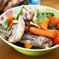 #秋天怎么吃#胡萝卜炖羊排的做法图解8