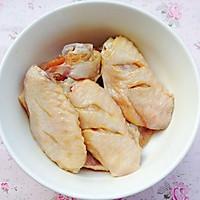 香辣土豆咖喱鸡翅--雄鸡标椰浆试用报告四的做法图解1